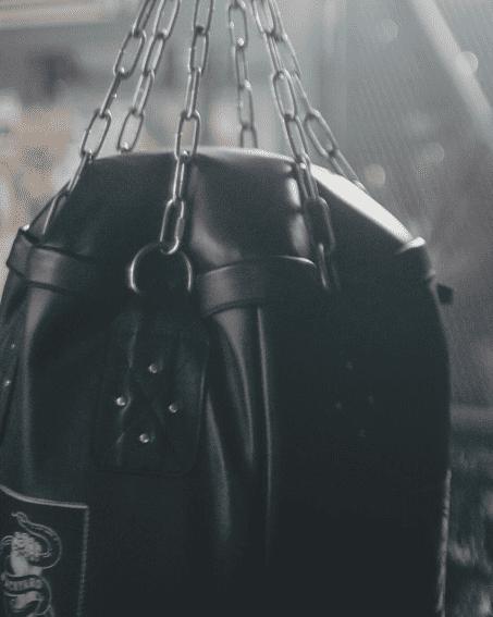 hanging-punching-bag